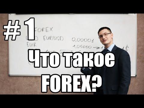 Урок 1. Что такое Форекс? Основные понятия и принципы работы (16+)