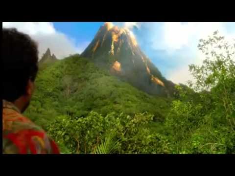 Путешествие 2: Таинственный остров - Трейлер (дуб)