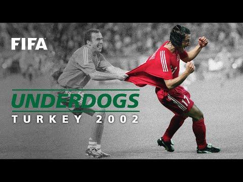 Turkey's Journey To Bronze   Korea/Japan 2002   FIFA World Cup