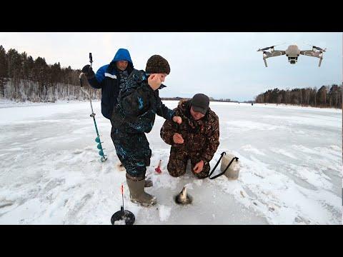 Ловля Щук на Жерлицы - ОТКРЫТИЕ Зимнего Сезона 2020-21 года! Рыбалка с Сыном - день Первый!