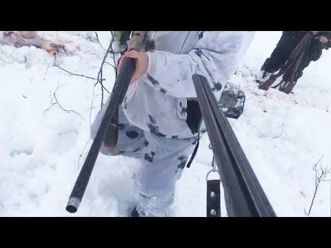 Охота на браконьеров  Нападение  Жесть Браконьеры