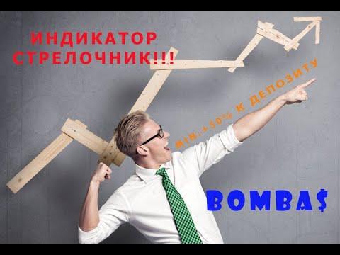 Простая и очень прибыльная стратегия форекс 2020!!!....Стрелочник!!!...Forex strategy Bomba!!!