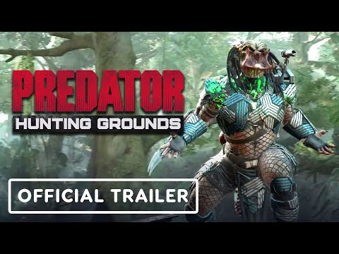 Predator: Hunting Grounds - Official Gameplay Trailer