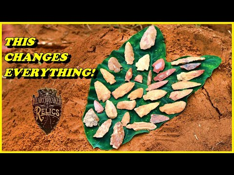 Arrowhead Hunting Will Never Be The Same After Digging This Site!