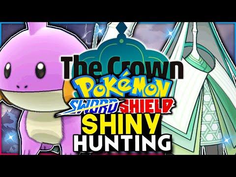 I FOUND SHINY CELESTEELA! LIVE Pokemon Crown Tundra Dual SHINY Hunting!
