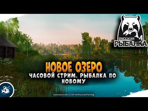 Русская Рыбалка 4 — Новое Комариное озеро.