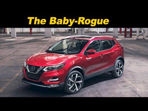 """""""Sport"""" Doesn't Always Mean """"Sporty""""   2020 Nissan Rogue Sport"""