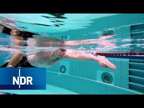 Die Aufnahmeprüfung - Sport als Traumberuf | Sportclub | NDR Doku