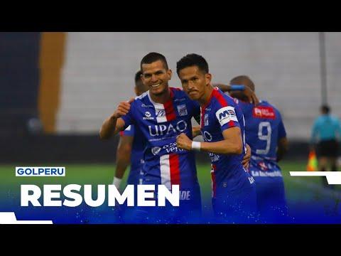 Resumen: Carlos A. Mannucci vs Sport Huancayo (2-1) #LIGA1MOVISTARXGOLPERU #AlientaDesdeCasa