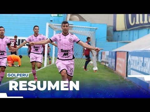 Resumen: Sport Boys vs Deportivo Municipal (1-0) #LIGA1MOVISTARXGOLPERU #AlientaDesdeCasa