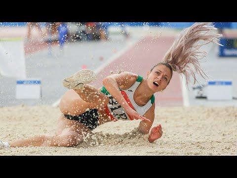Женщины в спорте - это прекрасно!   Самые СЕКСУАЛЬНЫЕ девушки в легкой атлетике!