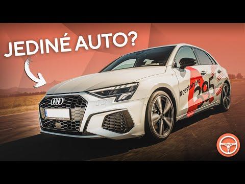 Audi A3 je jediné auto ktoré potrebujem - volant.tv