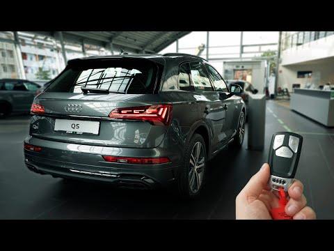 2021 Audi Q5 S Line 45 TFSI quattro (265 HP) by CarReviews EU