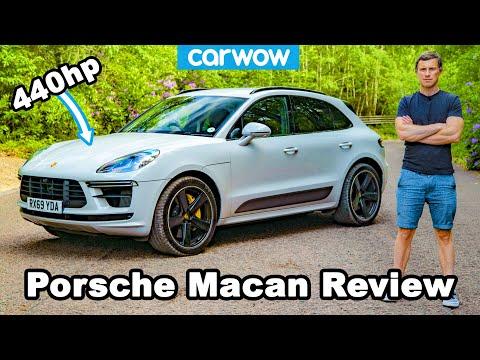 Porsche Macan SUV 2021 in-depth review.