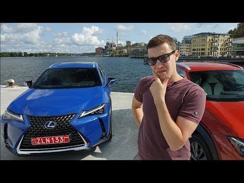 Теперь все Лексусы будут такими – Lexus UX! Тест-драйв и обзор