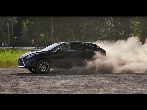 Тест-драйв Lexus RX 200t 2016 // АвтоВести 228