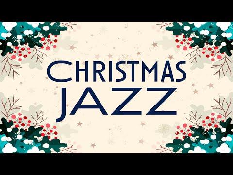 Relax Christmas Jazz - Warm Winter Mood Jazz Music Instrumental - Holiday Music