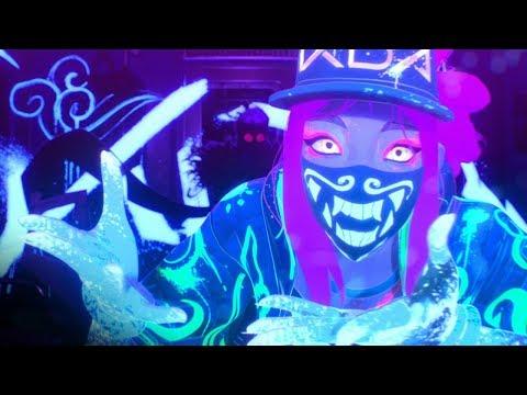 LEAGUE OF LEGENDS | K/DA - POP/STARS Cinematic Music Trailer