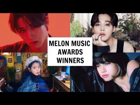 MELON MUSIC AWARDS 2020 WINNERS