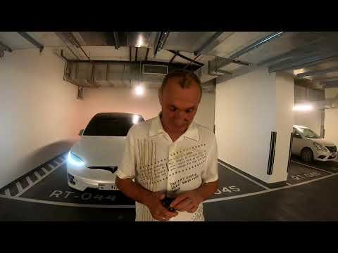 Обзор Tesla Model X, аренда авто в Дубае
