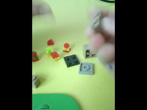 как сделать автомат с #жвачками из #Лего #Shorts#shorts