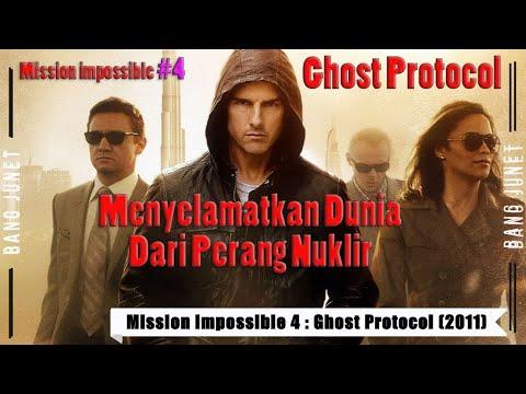 Agen Terkuat Dianggap Berhianat, Diburu Negara -Rangkum Alur Cerita FILM Mission impossible 4 (2011)