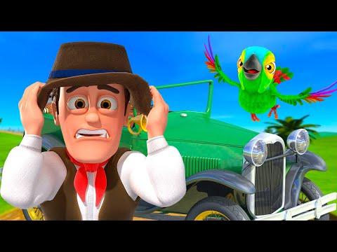Путешествие с сюрпризом   Ферма Зенона - Сериал   Детское Королевство