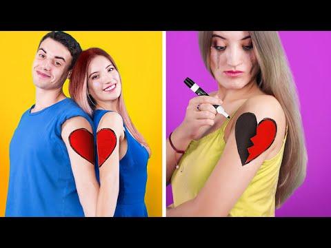 Забавные ситуации, знакомые всем / Расставание: парни vs девушки