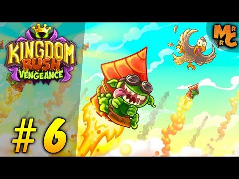 Прохождение Kingdom Rush Vengeance [Часть 6] Вторжение в земли людей!