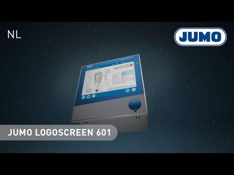 JUMO LOGOSCREEN 601 | NL