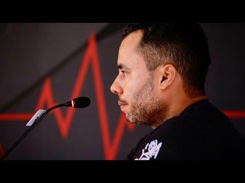 De volta ao time do Sport, Jair Ventura comenta tempo afastado: 'sensação de impotência