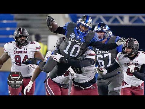 South Carolina Gamecocks vs. Kentucky Wildcats | 2020 College Football Highlights