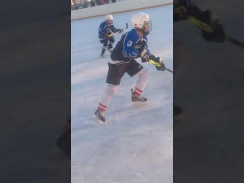 Дружеский матч. Хоккей #2
