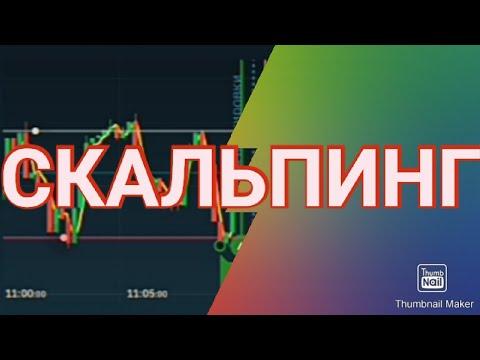 БИНАРНЫЕ ОПЦИОНЫ СКАЛЬПИНГ ТОРГОВЛЯ  ПЛЮС 300$