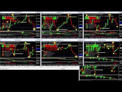 """Live Forex Signals """"EURUSD, EURGBP, EURAUD, EURCAD, EURJPY & GOLD"""""""