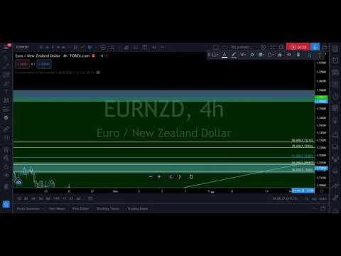 EURNZD Touching Monthly Trendline