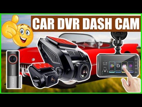 Best Car DVR Dash Camera Mini Portable Video Recorder | Как выбрать видеорегистратор 2021