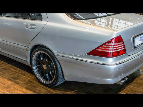 w220 Mercedes-Benz S 500 Long BRABUS 5.8 2000