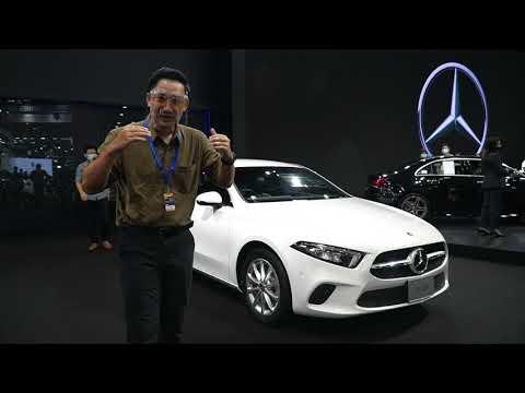 คนแห่จอง GLA และ A 200 แน่นบูธ Mercedes-Benz