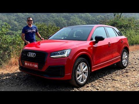2020 Audi Q2 in India - Exterior Design