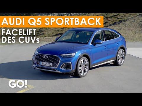 Jetzt noch sportlicher – Der neue Audi Q5 Sportback