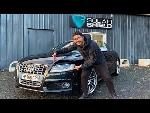 Audi S5 ! L'origine de la signature lumineuseeeeeeee !