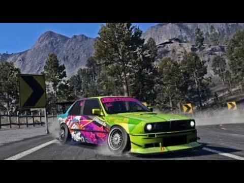 BMW E30 Тунинг - NFS PAYBACK #9