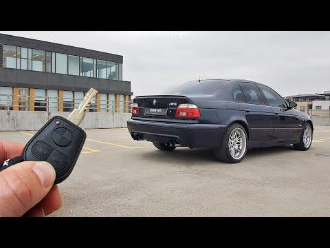 BMW M5 e39 4.9 V8 400 TEST Listy do M. 5