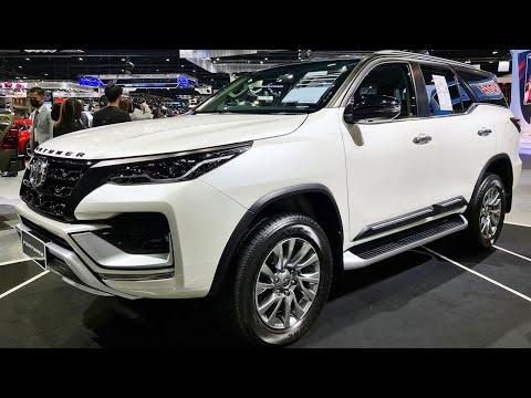 Toyota Fortuner 2.4 V ราคา 1,466,000 บาท