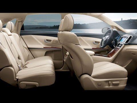 2021 Toyota Venza Hybrid New Model Car Review