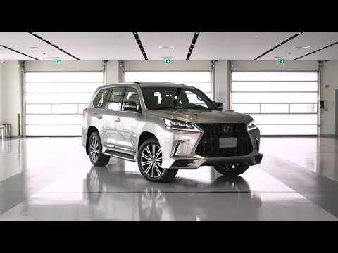 2020 Lexus LX 570 - Review Exterior and Interior