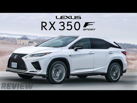 2021 Lexus RX350 Review
