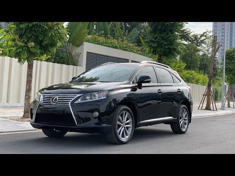 Lexus Rx350 2014 Mới nhất so với cùng đời | Giữ dáng và Giữ Giá | Ngọc Tuấn 0912911922