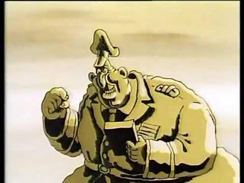 ПОСЛЕДНИЙ БОЙ Мультфильм советский  для взрослых  смотреть онлайн